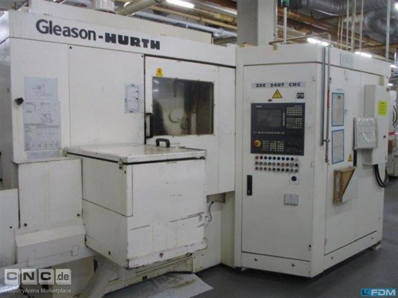 Gear Shaving Machine GLEASON-HURTH ZSE 240 CNC