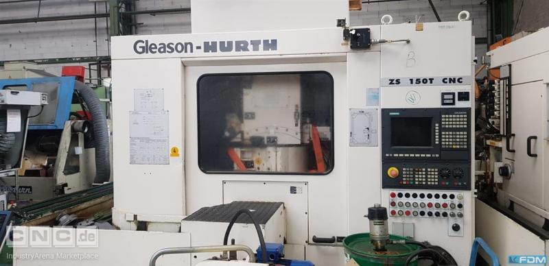 Gear Shaving Machine GLEASON-HURTH ZS 150 T CNC