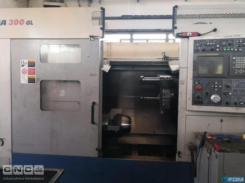 CNC Lathe - Inclined Bed Type DOOSAN PUMA 300GL