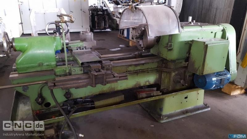 Center Lathe MARTIN DL 500