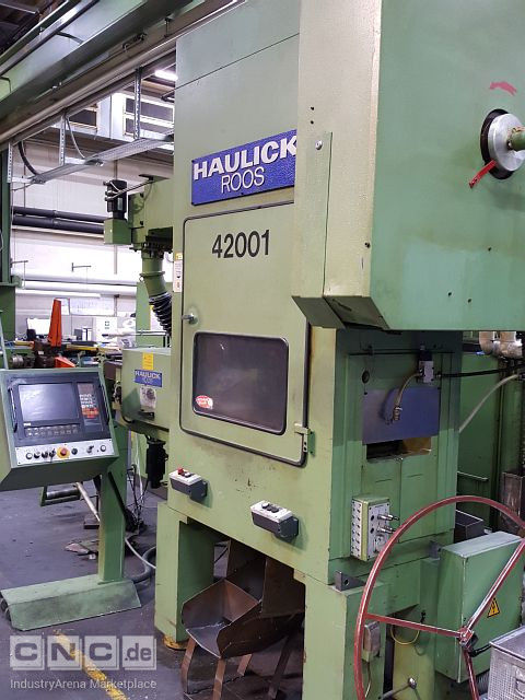 HAULICK  ROOS RVD 63-800 HS