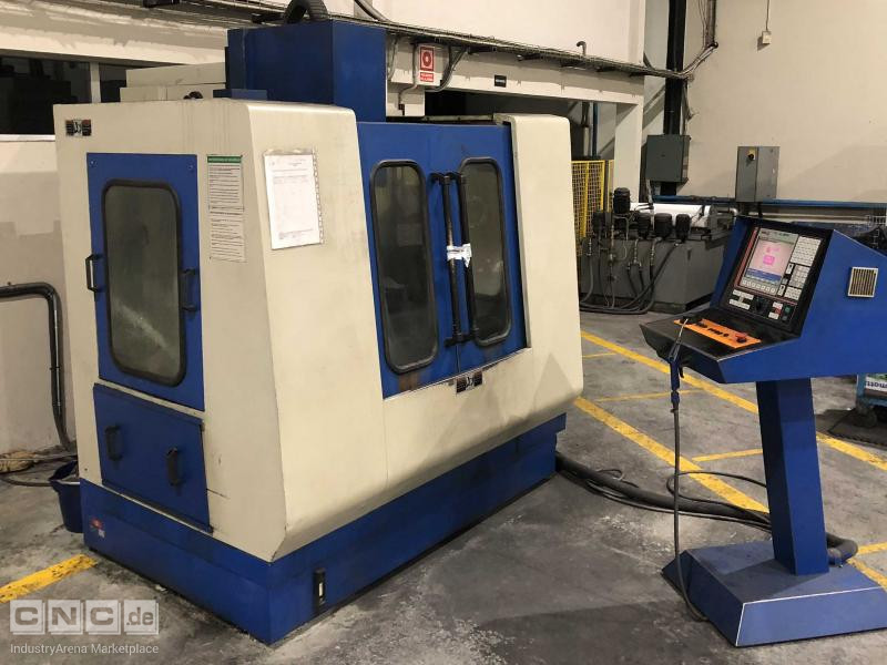 Lagun GVC-600 VMC Vertical Machining Center