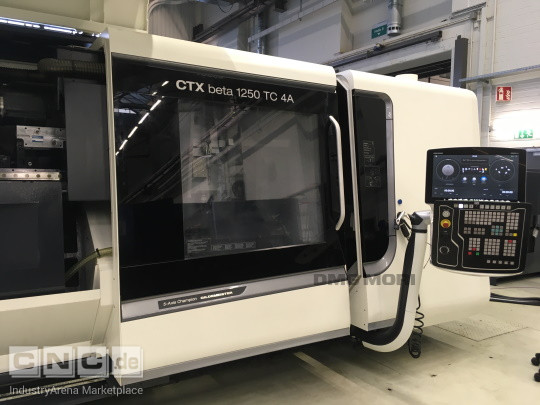 CTX beta 1250 TC 4A (Reference-Nr. 071391)