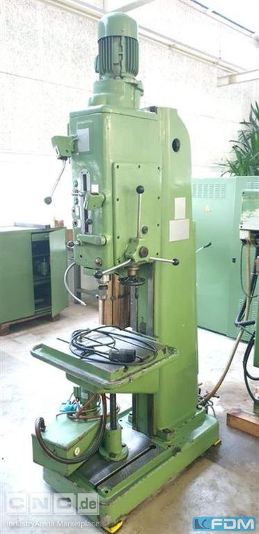 Upright Drilling Machine INFRAETIREA ORADEA G 25