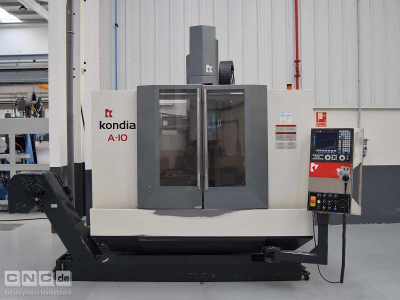 Kondia A-10 Vertical Machining Center
