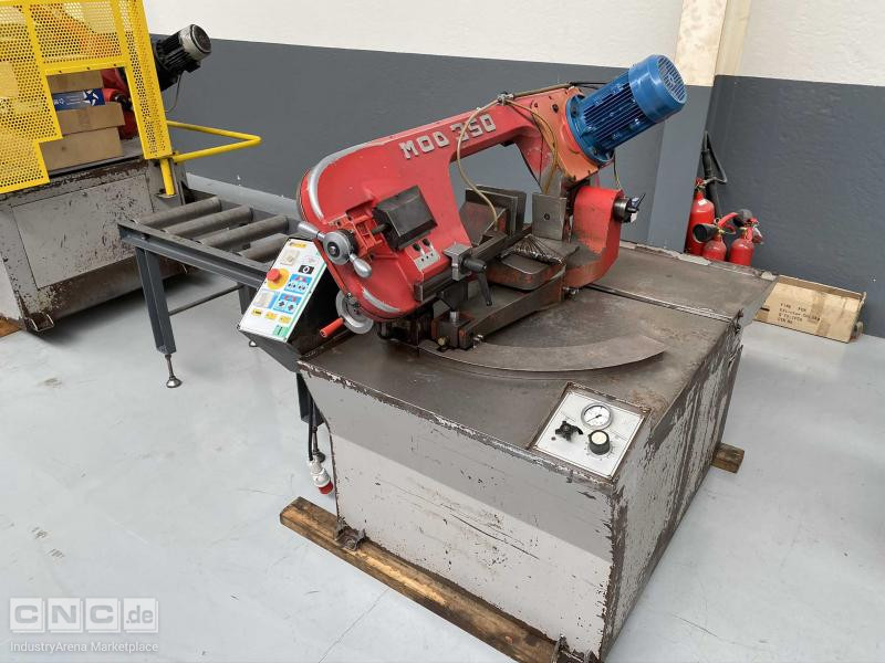 FAT 350 SA Semi Automatic Band Saw