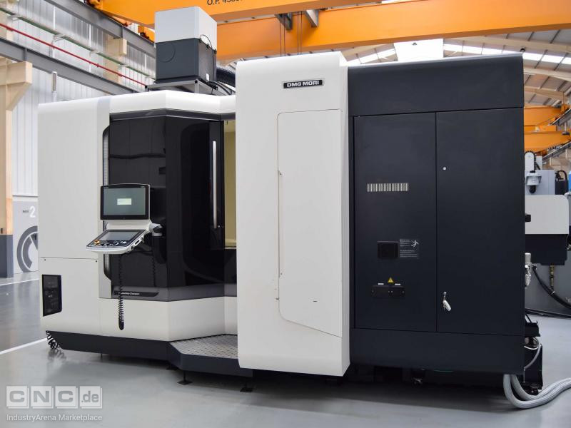 NHX-6300 DMG-Mori Horizontal Machining Center