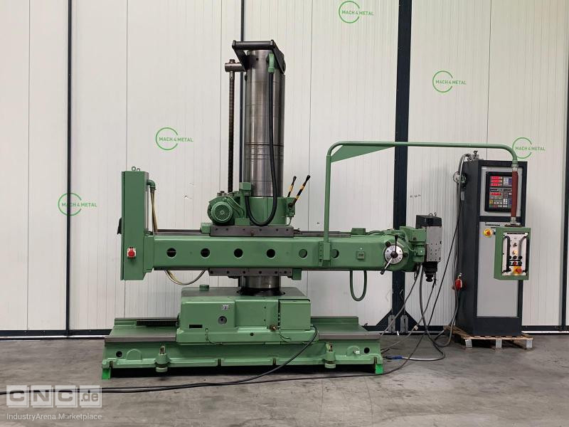 MAS VOM 50 Mobile Radial Drill