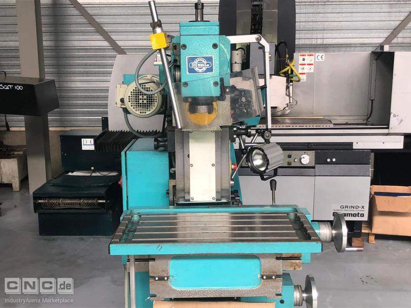 Volz Euro-Mill FUS 22 M universal milling machine