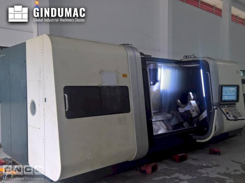 DMG MORI CTX Beta 2000 TC